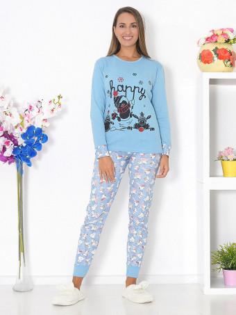 Pijama Groasa 4004-01