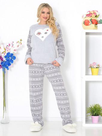Pijama Groasa 5076