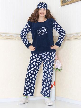 Pijama Groasa Elsa 2182-01