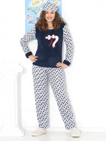 Pijama Groasa Elsa 3126-01
