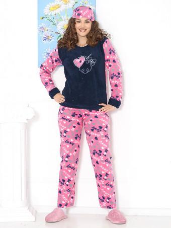 Pijama Groasa Elsa 3135-01