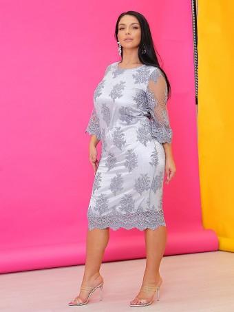 Rochie Masura Mare Prestige 03