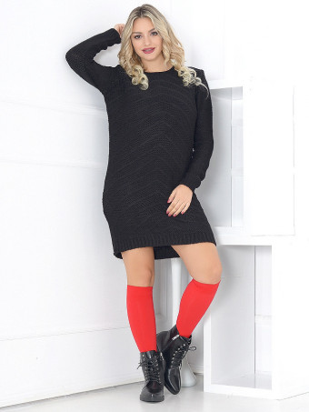 Rochie Tricotata 3207-02