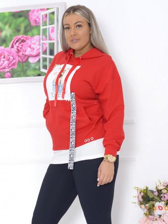 Hanorac Dama Demro 5019-06