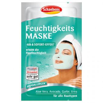 Masca hidratanta Schaebens 42201, 2x5 ml