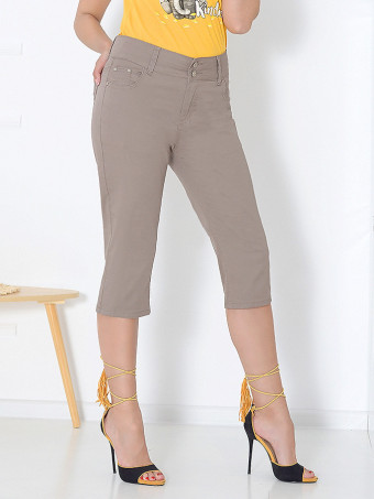 Pantaloni Capri K601