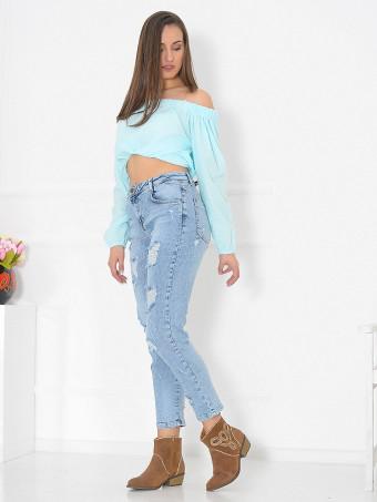 Pantaloni Dama Boyfriend 023