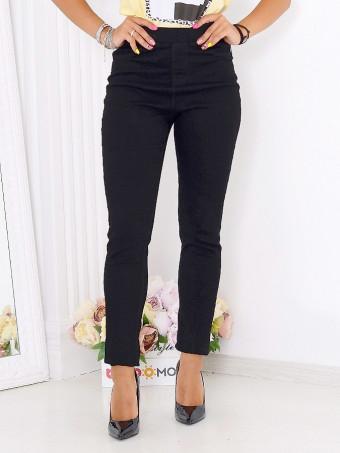 Pantaloni Dama Jeans 2348 Black