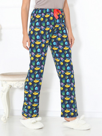 Pantaloni De Casa Coton 09
