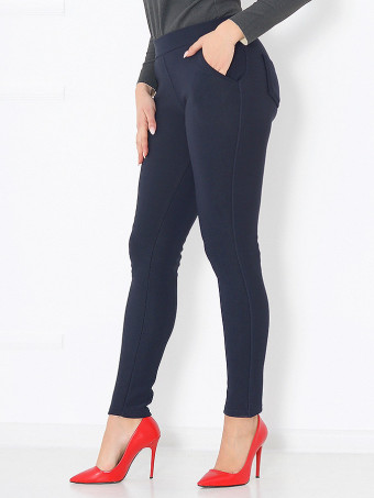 Pantaloni Flausati B399-01