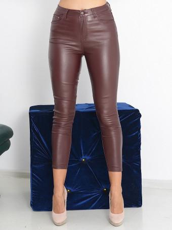 Pantaloni Leather PP003-06