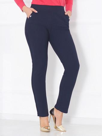 Pantaloni Masura Mare B392 Navy