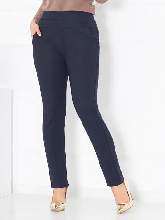 Pantaloni Masura Mare B397 Navy
