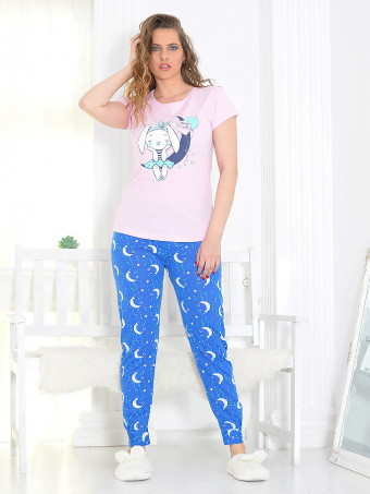 Pijama Dama Baki 500-06
