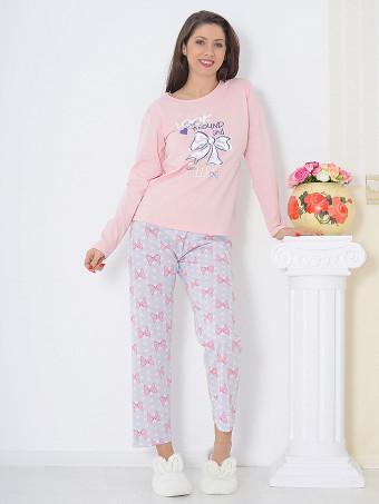 Pijama Dama Baki 5200-02