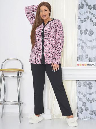 Pijama Dama Masura Mare NALG D04014