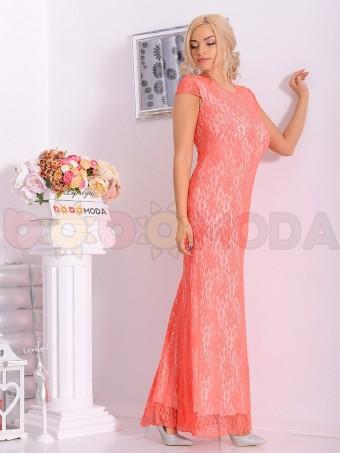 Rochie Aphrodite Coral