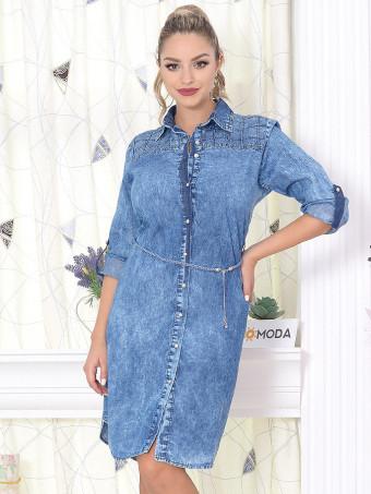 Rochie Jeans Ella 188-01