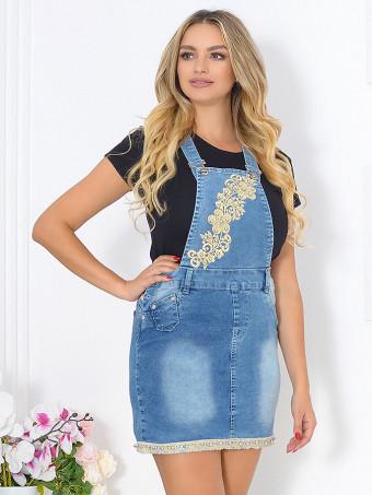 Sarafan Jeans 5806-03