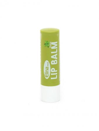 Balsam de buze Elina cu aroma de menta 62229, 4.2g