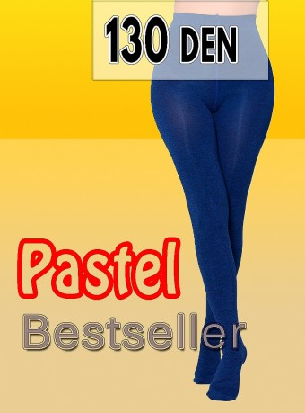 Dres Pastel 130 DEN Blue