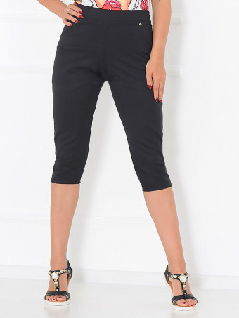 Pantaloni Capri Masura Mare 4002