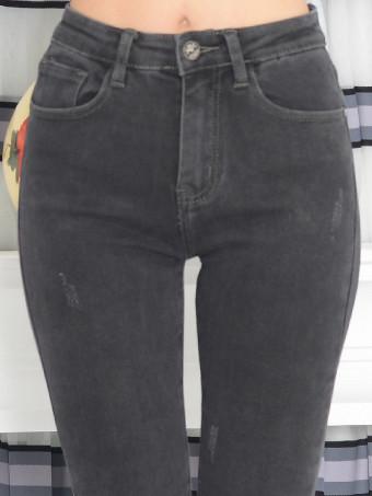 Pantaloni Dama Jeans Masura Mare ZN6129