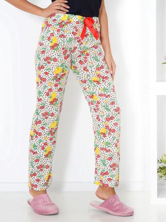 Pantaloni De Casa Coton 10