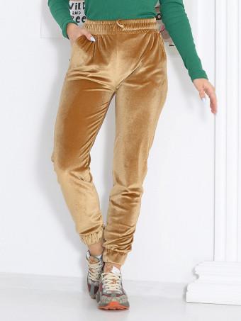 Pantaloni Din Catifea 2507-01