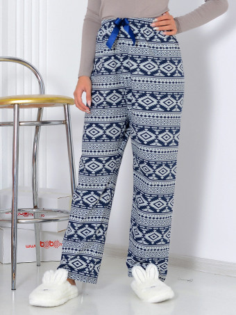 Pantaloni Pijama Baki 1150-04