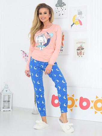 Pijama Dama Baki 501-01