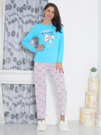Pijama Dama Baki 5200-01