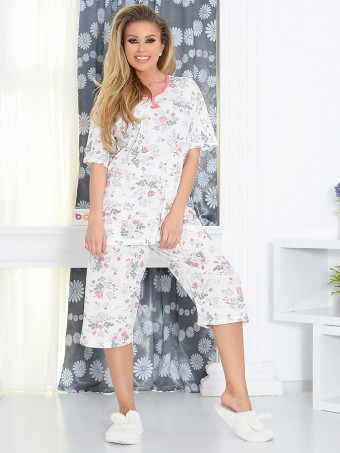 Pijama Dama Masura Mare Lally 3100-02