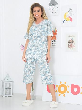 Pijama Dama Masura Mare Lally 3101-02
