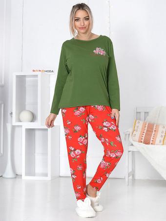 Pijama Dama Masura Mare MBLM 16094