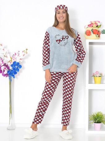 Pijama Groasa Elsa 3130-02