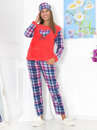 Pijama Groasa Elsa 3131-01