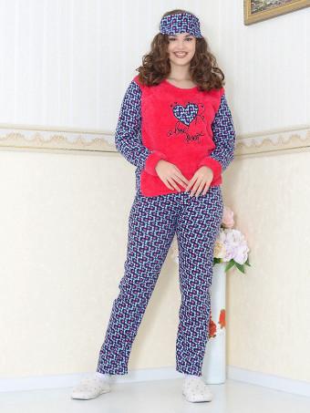 Pijama Groasa Elsa 3132-01