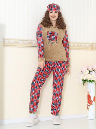 Pijama Groasa Elsa 3132-03