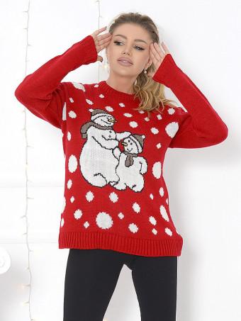 Pulover Dama Christmas 5225-01