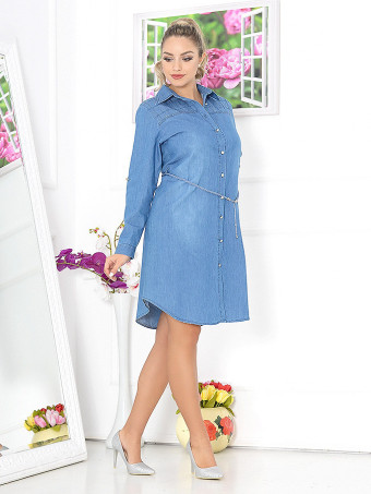 Rochie Jeans Ella 188-02