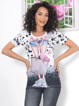 Tricou Dama Pink 03