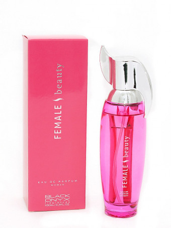 Apa de parfum Female Beauty 7224, 100 ml