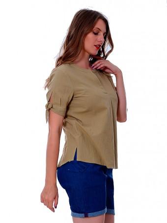Bluza Dama Bristor Short 02