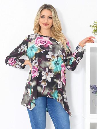 Bluza Dama Masura Mare Floralys 01