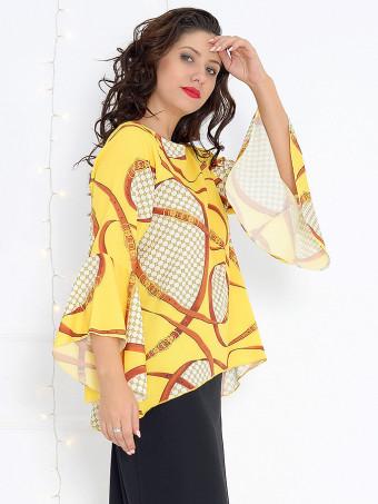 Bluza Italy Tatiana Yellow