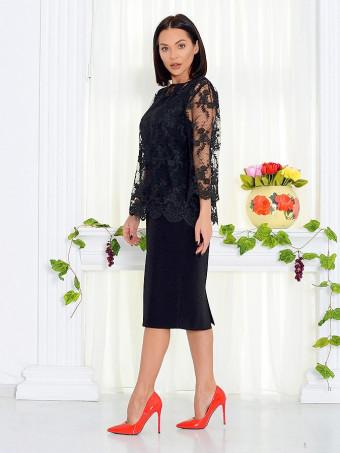 Compleu Dama Saray Black 01