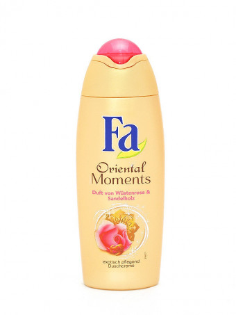 Gel de dus Fa Oriental Moments 777, 250ml