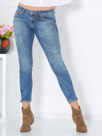 Pantaloni Dama Jeans 9817
