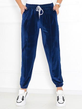Pantaloni Din Catifea Masura Mare 07
